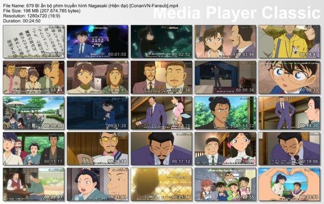 679 Bí ẩn bộ phim truyền hình Nagasaki (Hiện đại) [ConanVN-Fansub]