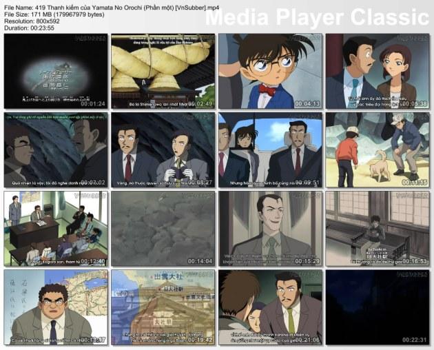 419 Thanh kiếm của Yamata No Orochi (Phần một) [VnSubber]