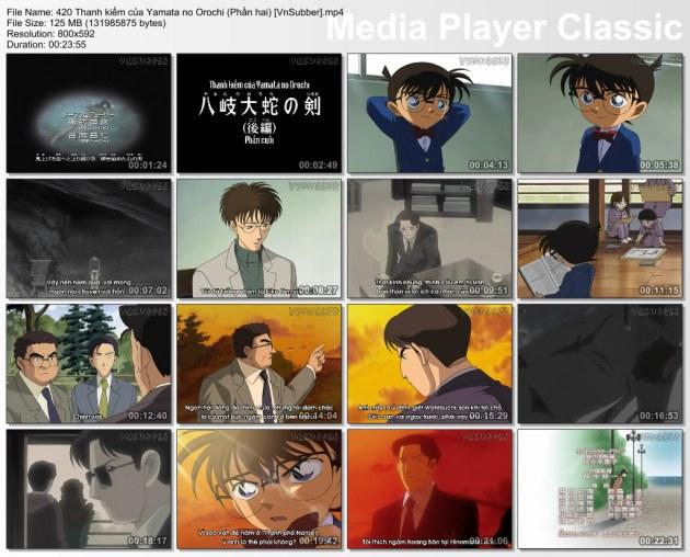 420 Thanh kiếm của Yamata no Orochi (Phần hai) [VnSubber]