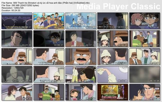 569 Thanh tra Shiratori và ký ức về hoa anh đào (Phần hai) [VnSubber]