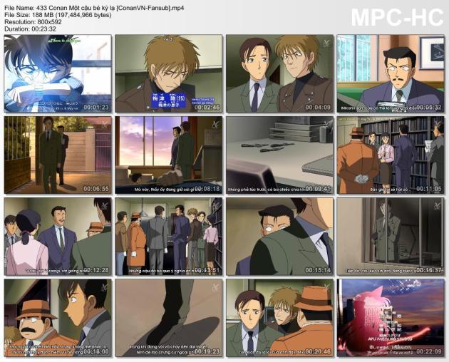 433 Conan Một cậu bé kỳ lạ [ConanVN-Fansub]