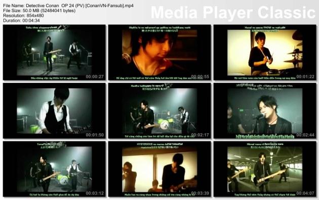 Detective Conan  OP 24 (PV) [ConanVN-Fansub]