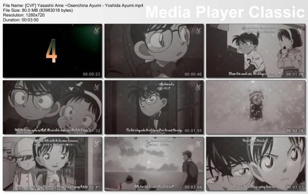 [CVF] Yasashii Ame ~Osenchina Ayumi - Yoshida Ayumi