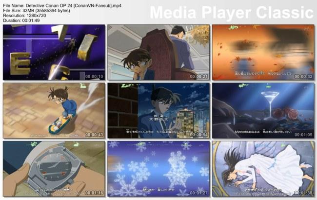 Detective Conan OP 24 [ConanVN-Fansub]
