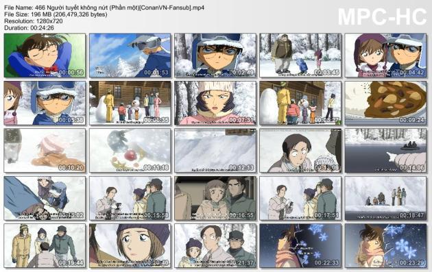 466 Người tuyết không nứt (Phần một)[ConanVN-Fansub]