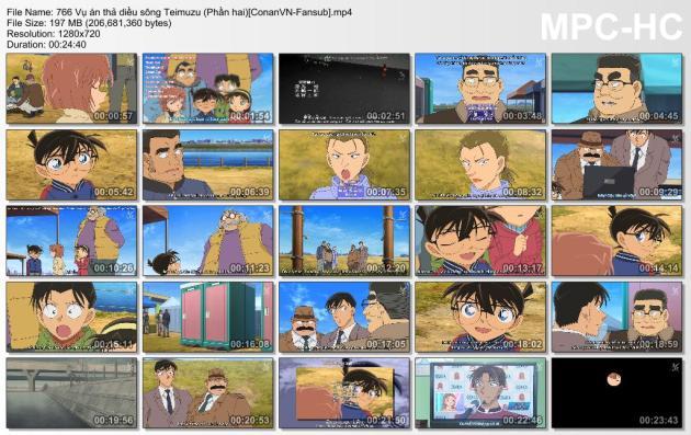 766 Vụ án thả diều sông Teimuzu (Phần hai)[ConanVN-Fansub]