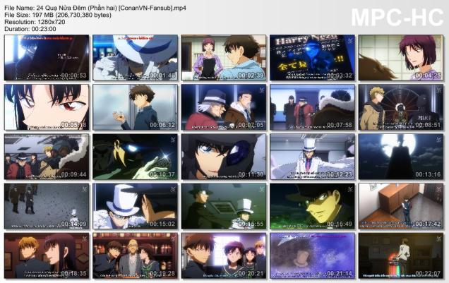 24 Quạ Nửa Đêm (Phần hai) [ConanVN-Fansub]