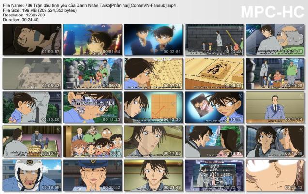 786 Trận đấu tình yêu của Danh Nhân Taiko[Phần hai][ConanVN-Fansub]