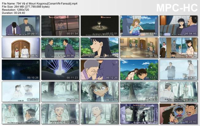 794 Vệ sĩ Mouri Kogorou[ConanVN-Fansub]
